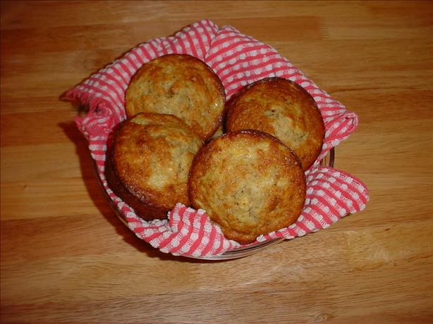 Pineapple Banana Muffins