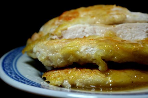Easy Lemon Chicken -Gluten Free