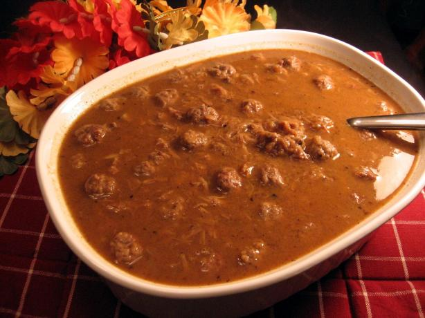 Ragoût De Pattes De Cochon (Pork Stew With Meatballs)