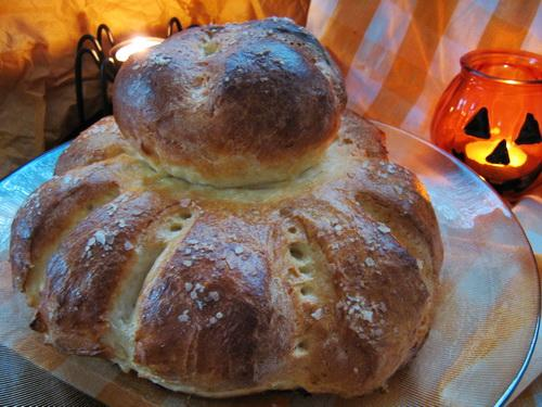 Traditional Cottage Loaf - Old Fashioned Rustic English Bread