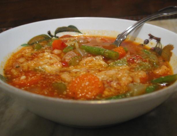 Marvelous Minestrone Soup