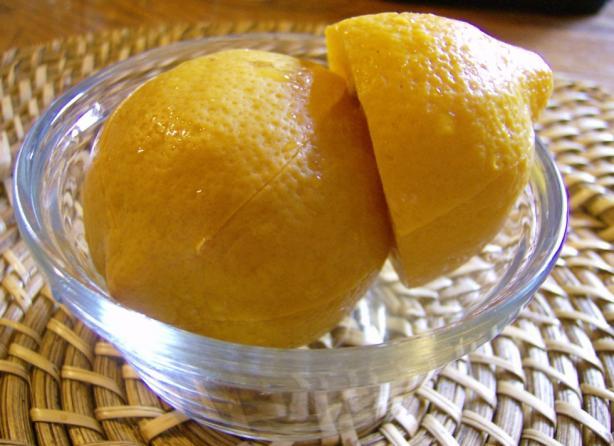 Moroccan Spiced Preserved Lemons