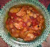 Preserved Lemon Chicken Tagine for the Tagine!