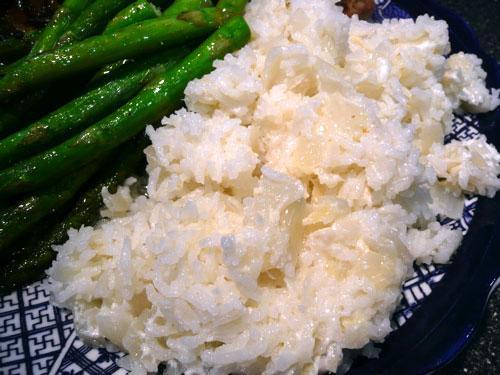Coconut Thai Rice