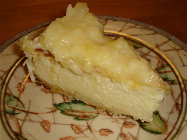 Mmmm Smooth & Creamy Coconut Cheesecake