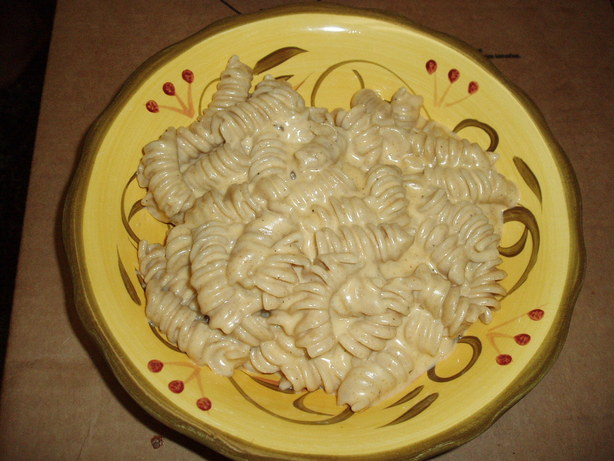 Creamy Stove-Top Rotini and Cheese