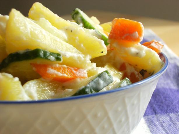 Potato Salad Japanese Style