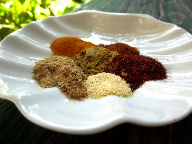 African Curry Powder