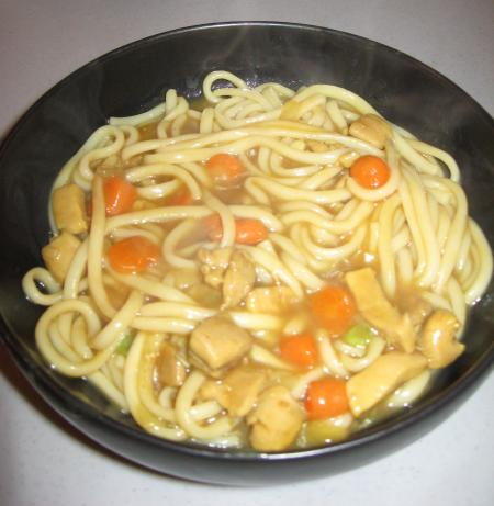 Curry Chicken Udon