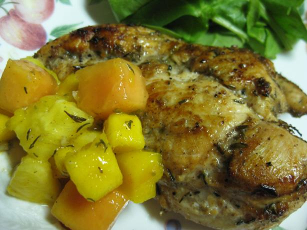 Caribbean Spice Islands Marinated Chicken by Clean Eating