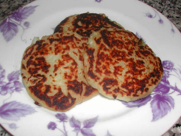 Potato Scones (Scotland)