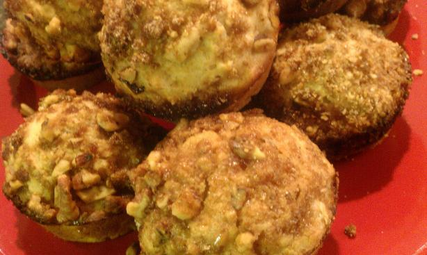 Harvest Spice Muffins (Apple-Pear Spice Muffins)