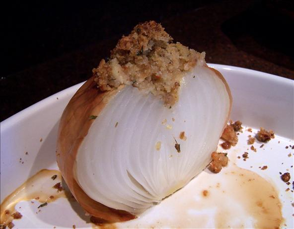Onions Baked in Their Papers