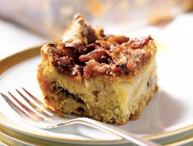 Pecan Apple Strudel Cake (Gluten Free)