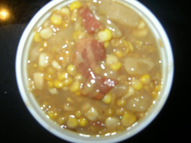 Corn Chowder (Crock Pot)