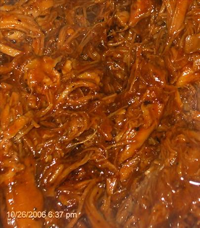 Spicy Orange BBQ Sauce