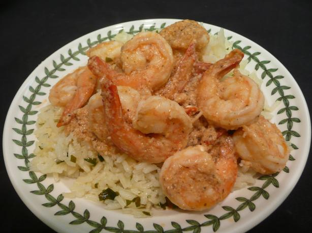 Babe's Spicy Mayo Shrimp