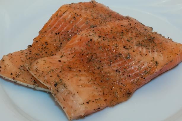 Basic Fish Cure (Bbq Rub)