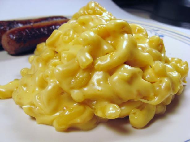 Easiest Ever Mac and Cheese (Campbells)