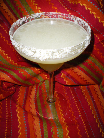 Sneak-Up Margarita