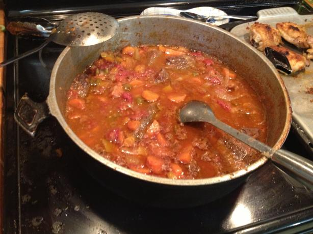 Karen's Swiss Steak (Stove Top, Crock Pot or Oven)