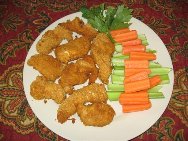 Heart-Healthy Chicken Tenders