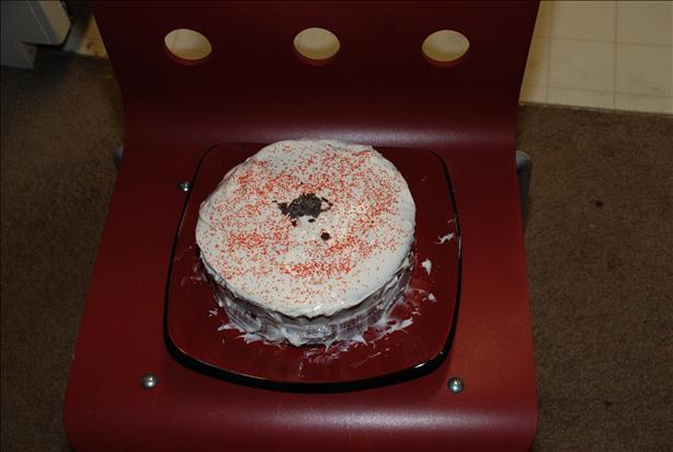Red Velvet Cake (Or Cupcakes)