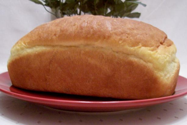 Angel Bread - Bread Machine Recipe