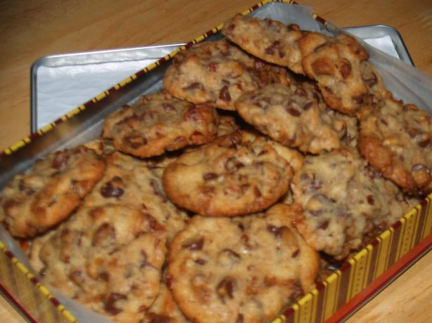 Nickey's Chocolate Chip Pecan Cookies