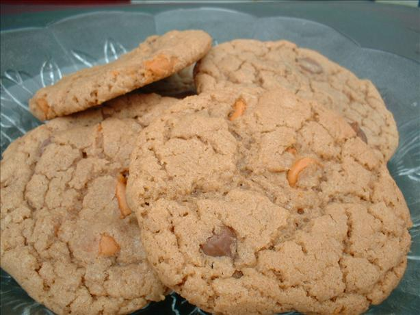 Butterscotch Cake-Mix Cookies