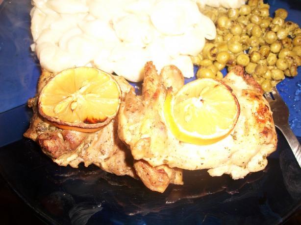 B B Q Lemon Chicken - Family Favorite