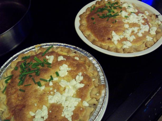 Kate's Quiche Lorraine Souffle Style Extreme Variations