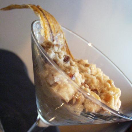 Vanilla Banana & Date Porridge (Oatmeal)