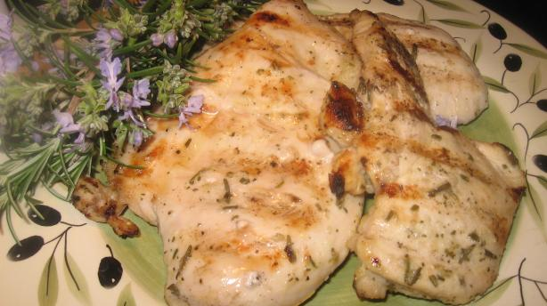 Dee's Herbed Chicken