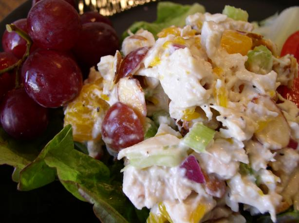 Two Sisters' Chicken Salad