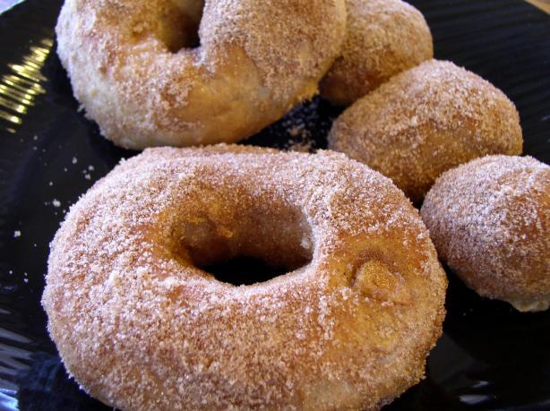 Baked Apple Doughnuts for Abm