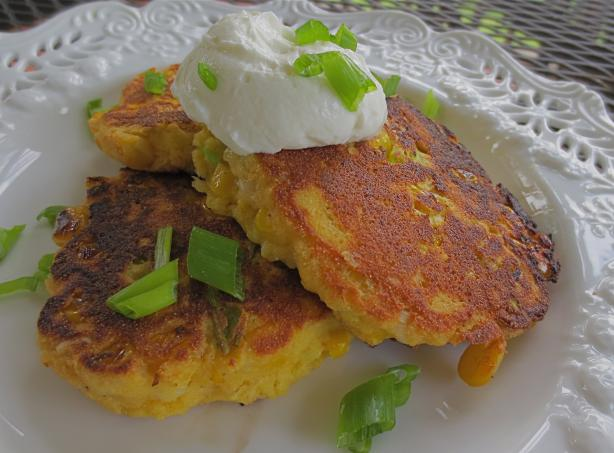Corn Griddle Cakes