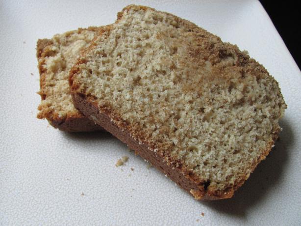 Quick Buttermilk Cinnamon Bread