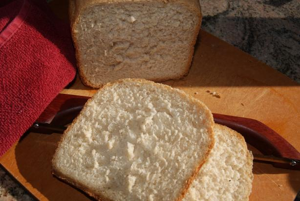 Bread Machine Buttermilk and Honey Wheat Bread