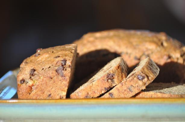 Gluten-Free Teff Banana Bread (Vegan + Soy-Free)