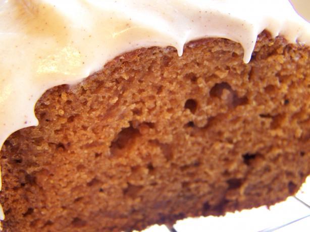 Pumpkin Pie Spiced Bread