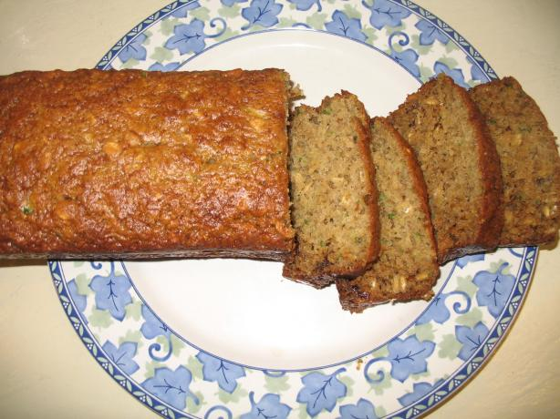 Healthy Low-Fat Banana Zucchini Bread