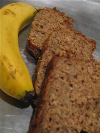 Lighter Zucchini Banana Bread