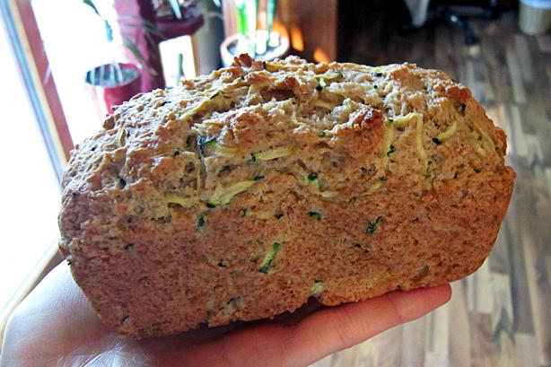 Low Fat Lemon Zucchini Bread