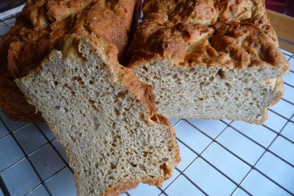 Millet Oatmeal Bread (Gluten-Free)