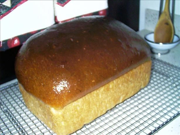 Wheat Germ Sesame Bread
