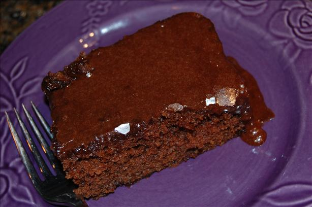 Quick Mix Chocolate Cake