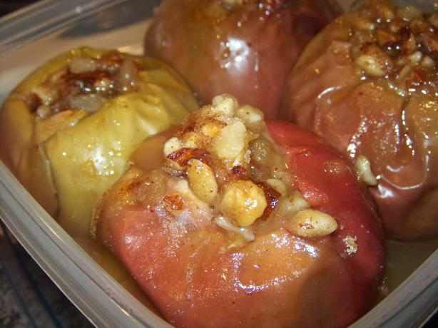 Kittencal's Baked Apples