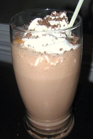 Chocolate Shake Down