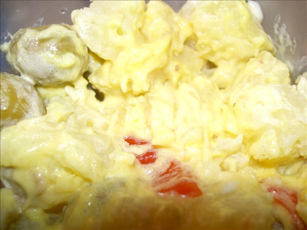 10 Minute Low-Fat Potato Salad